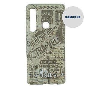 Capa para Smartphone Here We Go - Samsung - Aviões e Músicas