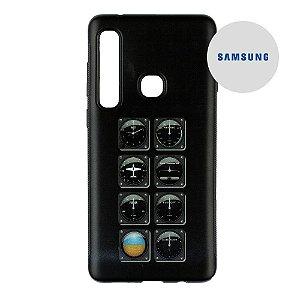 Capa para Smartphone Instrumentos - Samsung - Aviões e Músicas