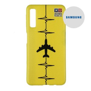 Capa para Smartphone Yellow - Samsung