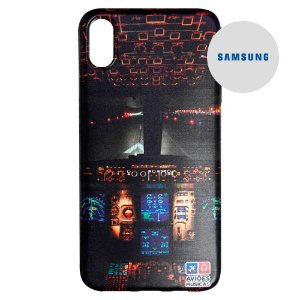 Capa para Smartphone Cabine na Pista - Samsung