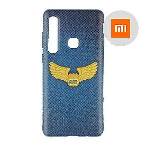 Capa para Smartphone Brasão  - Xiaomi - Aviões e Músicas