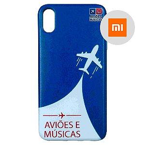 Capa para Smartphone - Xiaomi - Aviões e Músicas