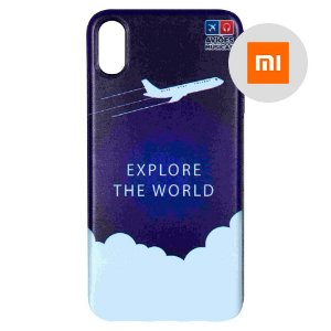 Capa para Smartphone Explore The World - Xiaomi