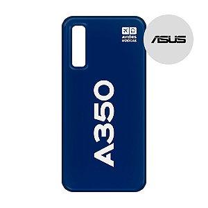 Capa para Smartphone A350 - Asus - Aviões e Músicas