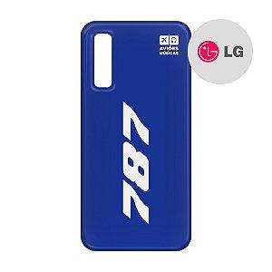 Capa para Smartphone 787 - LG Aviões e Músicas