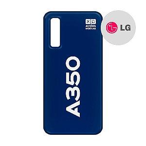 Capa para Smartphone A350 - LG Aviões e Músicas
