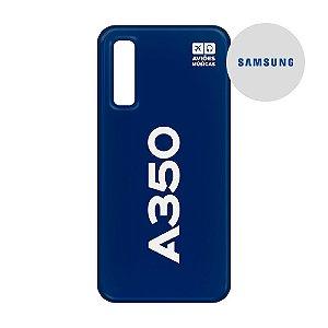 Capa para Smartphone A350 - Samsung - Aviões e Músicas