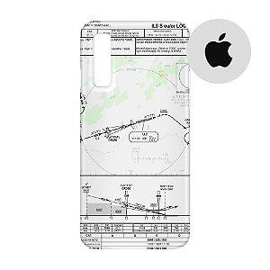 Capa para Smartphone Carta de voo 2 - Apple