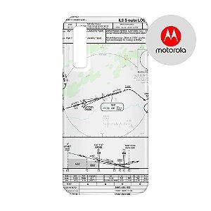 Capa para Smartphone Carta de voo 2 - Motorola