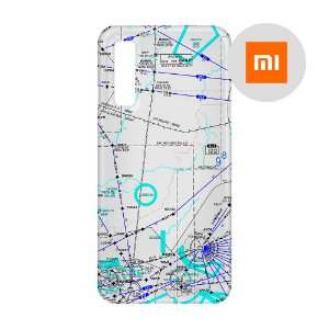 Capa para Smartphone Carta de voo 3 - Xiaomi