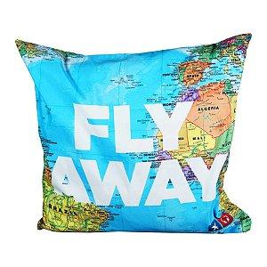 Capa Almofada Fly Away