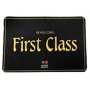 Tapete First Class Aviões e Músicas