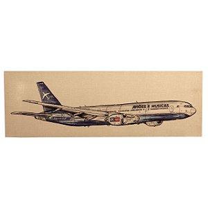 Painel Boeing 777 AeM Aviões e Músicas