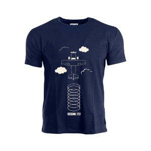 Camiseta Infantil Filho Aviões e Músicas