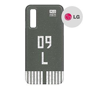 Capa para Smartphone Pista - LG Aviões e Músicas