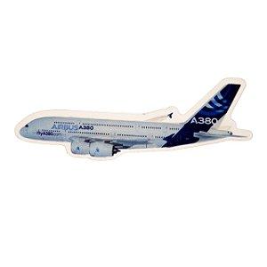Ímã A380 - Aviões e Músicas