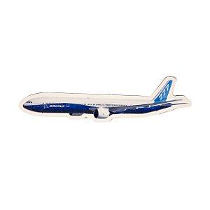 Ímã B777 - Aviões e Músicas