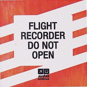 Ímã Flight Recorder - Aviões e Músicas