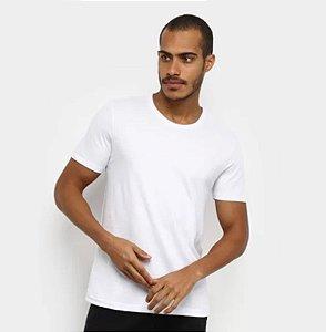 Camiseta Slim Básica Masculina Hering