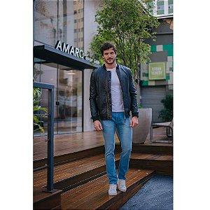 Calça Jeans Straight Staroup Azul Escuro