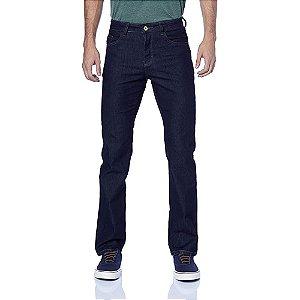 Calça Jeans Reta Cintura Média 1000061932 Malwee Azul Escuro