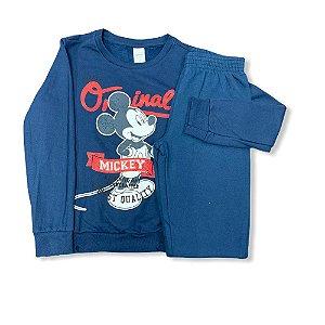 Conjunto Infantil Masculino Inverno P90143 Disney