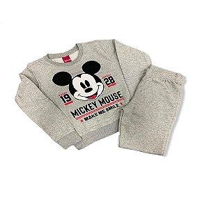 Conjunto Infantil Feminino Longo P90125 Disney