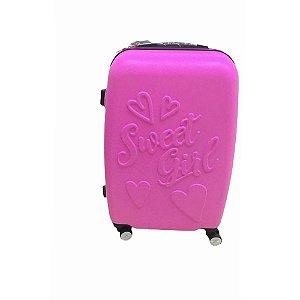 Mala de Viagem Wenzhou Pink Santino MZV181J47
