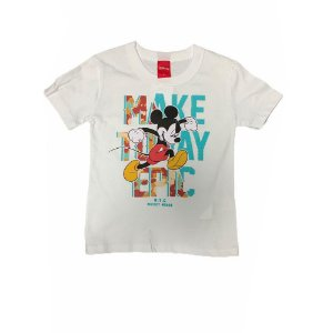 Camiseta Manga Curta Mickey D31150 Disney