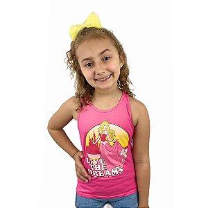 Blusa Regata Princess Malwee Kids 1000069120