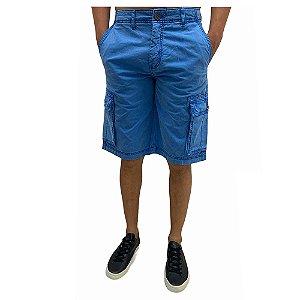 Bermuda Jeans Masculina Tradicional H46XENPA45