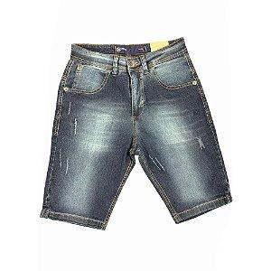 Bermuda Jeans Masculina Tradicional H45DSTP1Z
