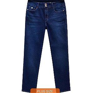 Calça Jeans Reta Plus Size 1000065748 Malwee Wee