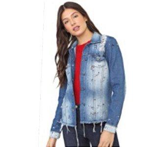 Jaqueta Jeans Feminina 1000056132 Enfim