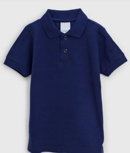 Camisa Polo Infaltil Lisa 1000005055 Malwee Kids