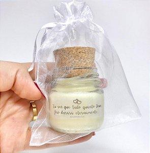 Kit 10 Mini Velas Perfumadas Eternamente - 30g (cada)
