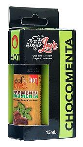 GEL HOT CHOCOMENTA 15ML