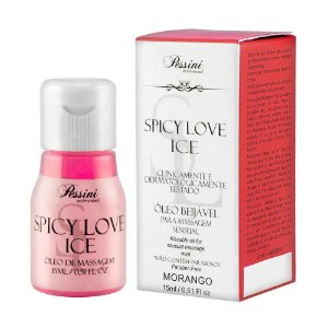 SPICY LOVE ICE MORANGO