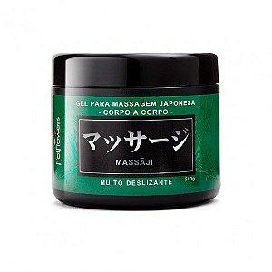 GEL PARA MASSAGEM JAPONESA MASSÃJI - 500g