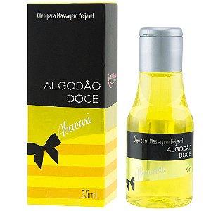 GEL DE SEXO ORAL ALGODÃO DOCE ABACAXI  35ml
