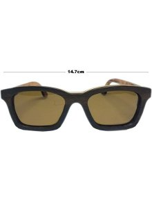 Óculos de madeira CAMBARÁ