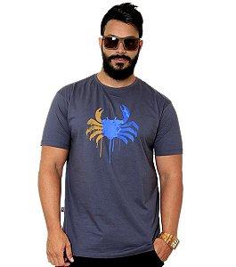 Camiseta Da Lama ao Caos - Cinza