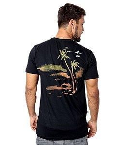 Camiseta Maraca Preserve - Preta