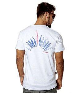Camiseta Cocar - Branca