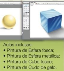 Curso 1. Aula 2 - Pintura Digital com SketchbookPro (entrega via Download)