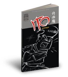 Mangá ITO Samurai (nas línguas português e japonês)