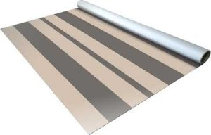 Papel de Parede Texturizado LF02 - Barras - 105 x 275cm - Ponta de Estoque