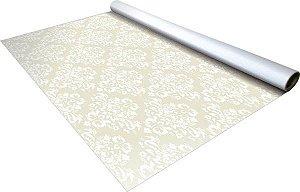 Papel de Parede Texturizado Arabescos - Light - 1,04 x 6,00m