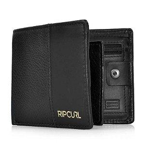 Carteira Rip Curl Foil Clip 2 in 1 - Genuine Leather