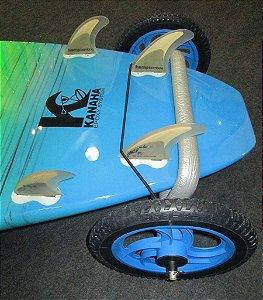 Carrinho para Stand Up Paddle em alumínio